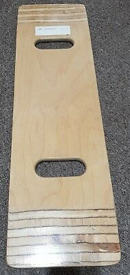 Wooden Curved / Straight / S shaped patient / Care Transfer Boards - Brand new