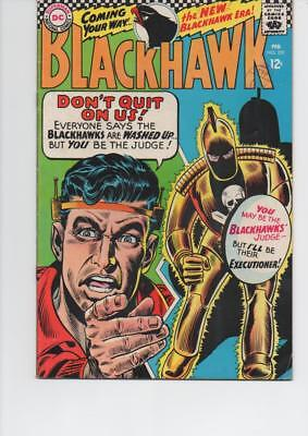 Blackhawk 229 Very Fine 1967 Dc Silver Age Comic