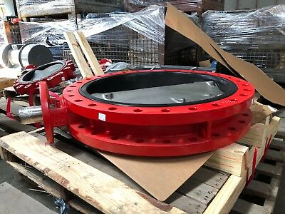 "New Bray Series 36 30"" / 30 IN Butterfly Valve Flanged 416SS / EPDM / 316SS"