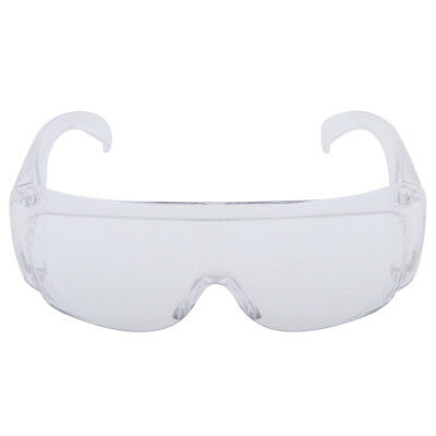 Eye Protection Anti Fog Clear Protective Vented Safety Lab Goggles Glasses