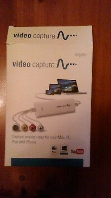 Elgato Video Capture - Digitize Video  (USB 2.0) - Slightly Used Free Shipping
