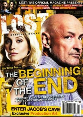 Lost Official Magazine - Locke & Juldith - Mitchell & O'quin Cover #24A Yearbook