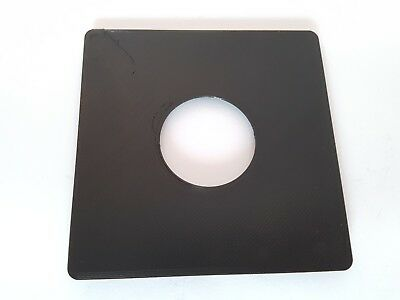 Lens Board 110x110mm copal 1 for Toyo view 45CF, 45A, AR, AII, AX