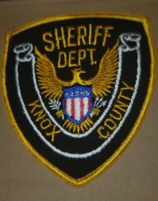 Police Patch Tn