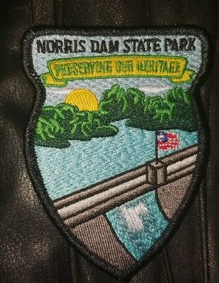 Police Patch State Parks Tn