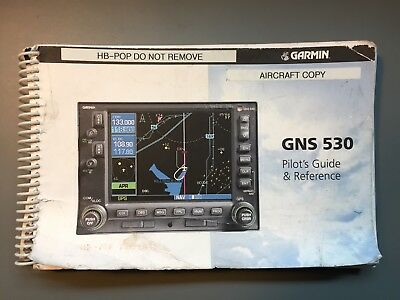 Garmin GNS 530 Pilot's Guide and Reference