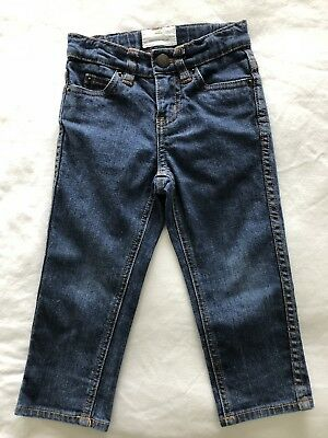 2 x Pairs - Boys Country Road Jeans Size 2