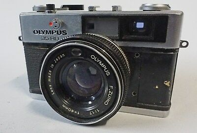 OLYMPUS 35 RD COMPACT 35mm CAMERA