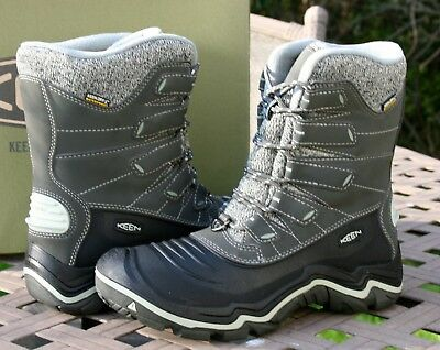 ab4b65e7b7f KEEN BERN BABY BERN II TALL WIDE US 7.5 EU 38 Woman s Boot.