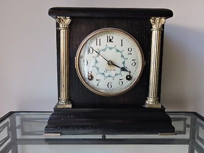 Antique Session's clock in working order