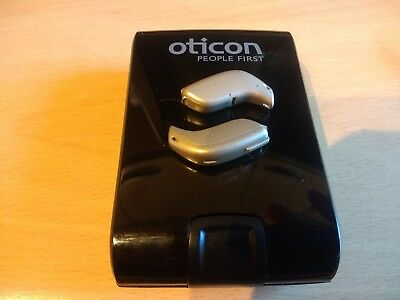 2x New Oticon Opn 1/ 2/ 3 miniRITE 64/ 48 CH RIE RIC Hearing Aids for iphone