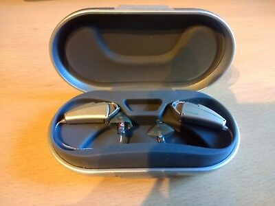 Pair of  Phonak Audeo Venture V30 hearing aids.