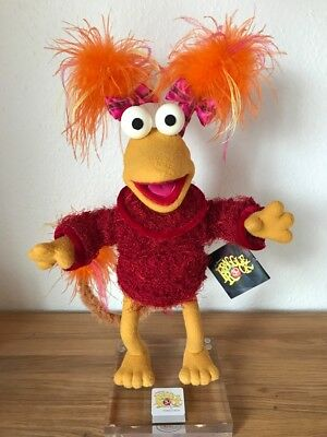 Red Fraggle Rock Replica LTE Photopuppet Jim Henson Muppet Professional Puppet