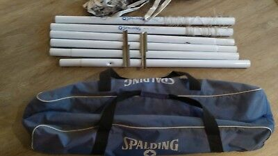 Spalding Pitching Cage Baseball