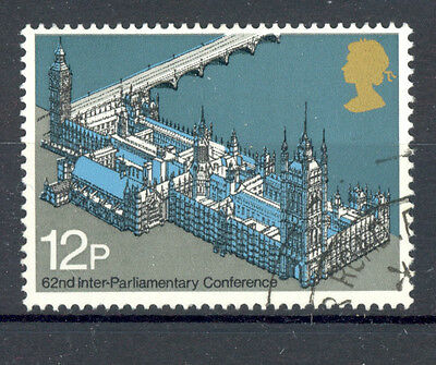 GB 1975 62nd Inter-Parliamentary Union Conference (IPU), SG 988, Very Fine Used