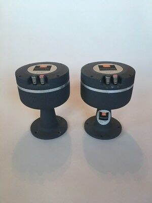 JBL 2470 Horn Drivers with JBL 2327 Throat Adapters