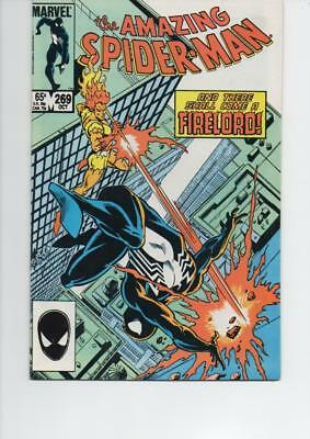 The Amazing Spider-Man 269 Very Fine+ 1985 Marvel Copper Age Comic