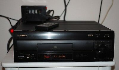 Laserdisc Player Pioneer CLD-D503, Both Side Play, NTSC