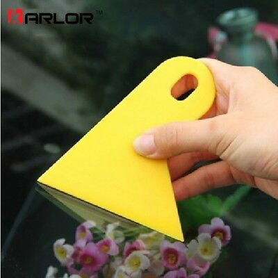 Carbon Fiber Vinyl film Wrapping Scraper Tools Bubble Window Wrapping Film Squee