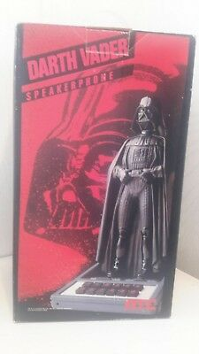 star wars darth vader speaker phone mib 1983