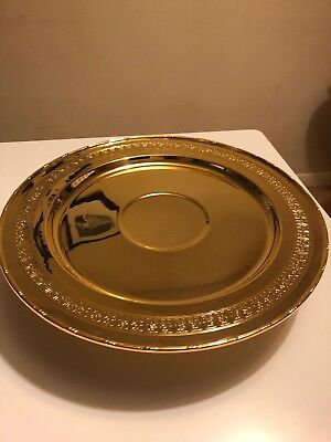 High End Rotating lazy Susan 17 Inch cake /display stand Wedding Christmas Party