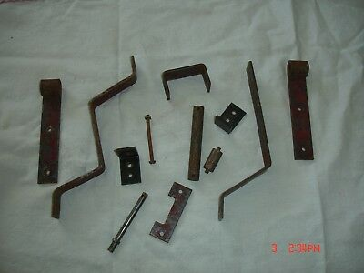 Antique . Gilbert 1919 New Wheel Toy Parts