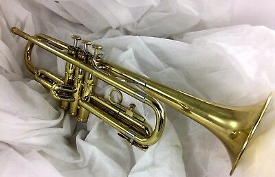 Trumpet OLDS Ambassador, Good Playing trumpet factory lacquer brass, 1962 NICE!