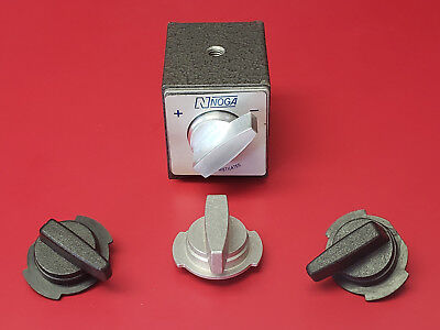 Billet aluminum replacement Knob for Noga Style Magnetic Base