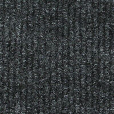 Anthracite Cord Carpet Cheap Budget For Commercial Exhibition Temporary Use