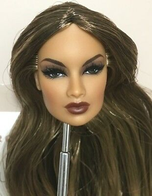 "Head Only From Karma Kyori 12"" Fashion Royalty 2018 Limited Edition Doll! New!"