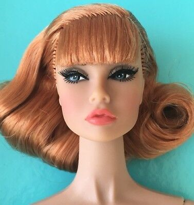 "Nude World At Her Feet  Poppy Parker 12"" Ltd Ed Fashion Royalty Doll!  New!"