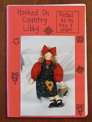 Hooked On Country - Libby Doll & Clothes Soft Toy