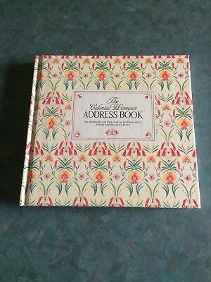 The Colonial Womens Address Book