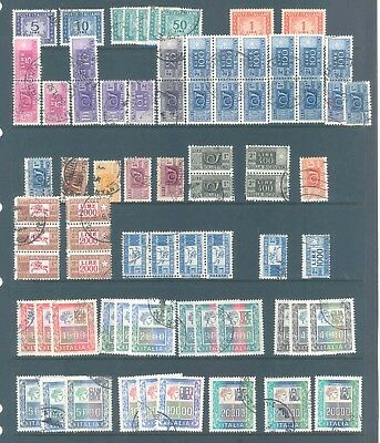 Italy Selection All Stamps Very Fine Used