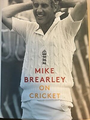 Mike Brearley on cricket