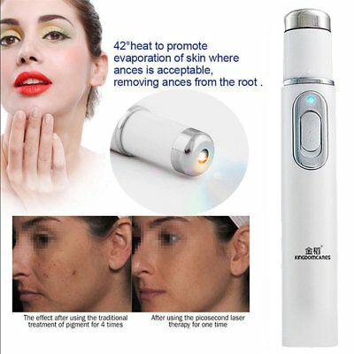KD-7910 blue Light Therapy Acne Laser Pen Soft Scar Wrinkle Removal Treatment