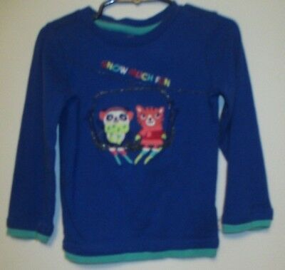 Guc 4T Girls Gymboree Long Sleeve Top