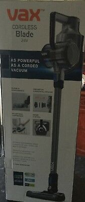 Vax TBT3V1B2 Blade 24V Cordless Vacuum Cleaner Brand new And Boxed.