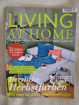 Living At Home Ausgabe 102018 Eur 100 Picclick De