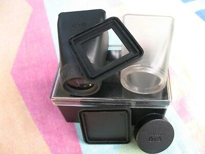 Peterson 6X6 Loupe/viewing Lens System