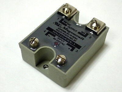 Magnecraft W6225Asx-1 Solid State Relay Ssr In: 90-280V Ac Out: 240V Ac 25A