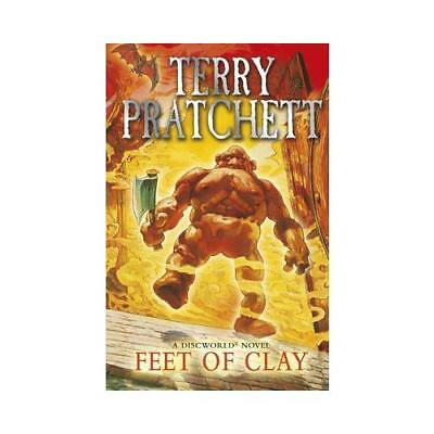 Feet of Clay by Terry Pratchett (author)