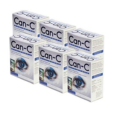 Can-C Eye Drops, 6 Boxes Cataract treatment without surgery