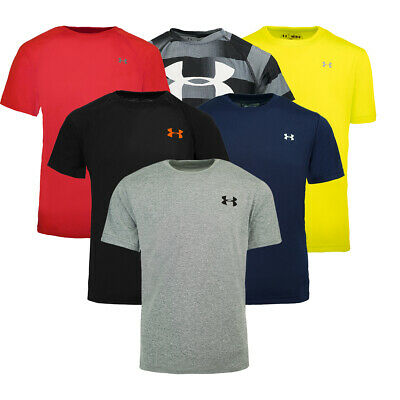 Under Armour Men's Short Sleeve T-Shirt 3-Pack