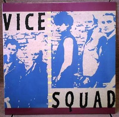VICE SQUAD - THE BBC SESSIONS - LP 1998 - ITALY press 4 sessions - NM/NM kbd