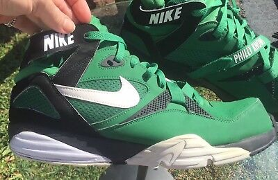 307467987e5511 2013 NIKE AIR TRAINER MAX 91 Philly Knows Sneakers EAGLES Rare Less Then  100 NR