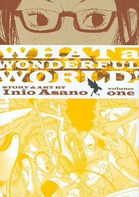What a Wonderful World!, Volume 1 by Inio Asano 9781421532219 (Paperback, 2009)