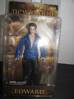 "Reel Toys The Twilight Saga New Moon 7"" Edward Action Figure New In Box"