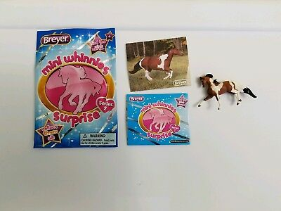 Breyer Mini Whinnies Surprise Series 2 Izzy Horse