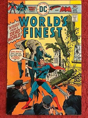 World's Finest 237 DC Lot of 1 1976 Haney Chan Elias Calnan